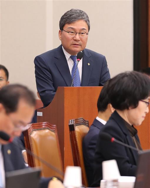 이상직 의원.연합뉴스