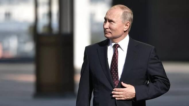 블라디미르 푸틴 러시아 대통령 [리아노보스티=연합뉴스 자료사진]