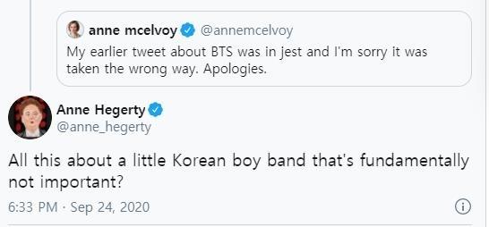 BTS에 관한 히저티의 트윗 글 [트위터 캡처·재판매 및 DB 금지]
