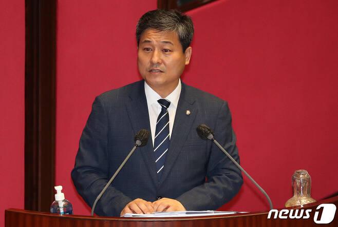 김영배 더불어민주당 의원 © News1 박세연 기자