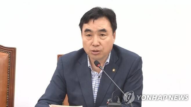윤관석 더불어민주당 의원 [연합뉴스TV 제공]