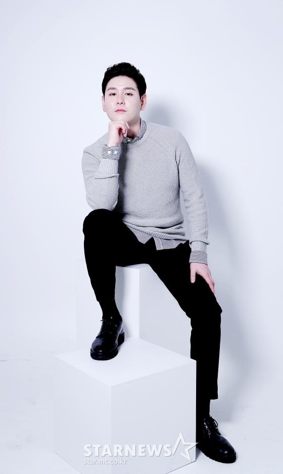'보이스트롯' 우승 박세욱 인터뷰 /사진=김창현 기자 chmt@