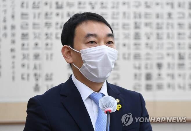 김용민 의원 [연합뉴스 자료사진]