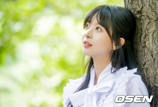 [OSEN=최규한 기자] 201002 배우 김비주 인터뷰. / dreamer@osen.co.kr
