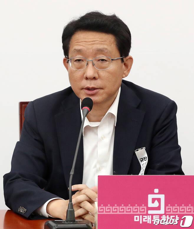 김상훈 국민의힘 의원 2020.7.14/뉴스1 © News1 박세연 기자