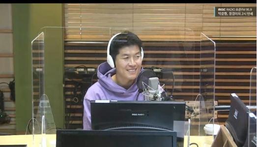 김병현이 입담을 뽐냈다. MBC 보이는 라디오 캡쳐