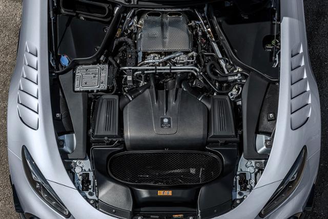 메르세데스-AMG GT 블랙 시리즈 공개
