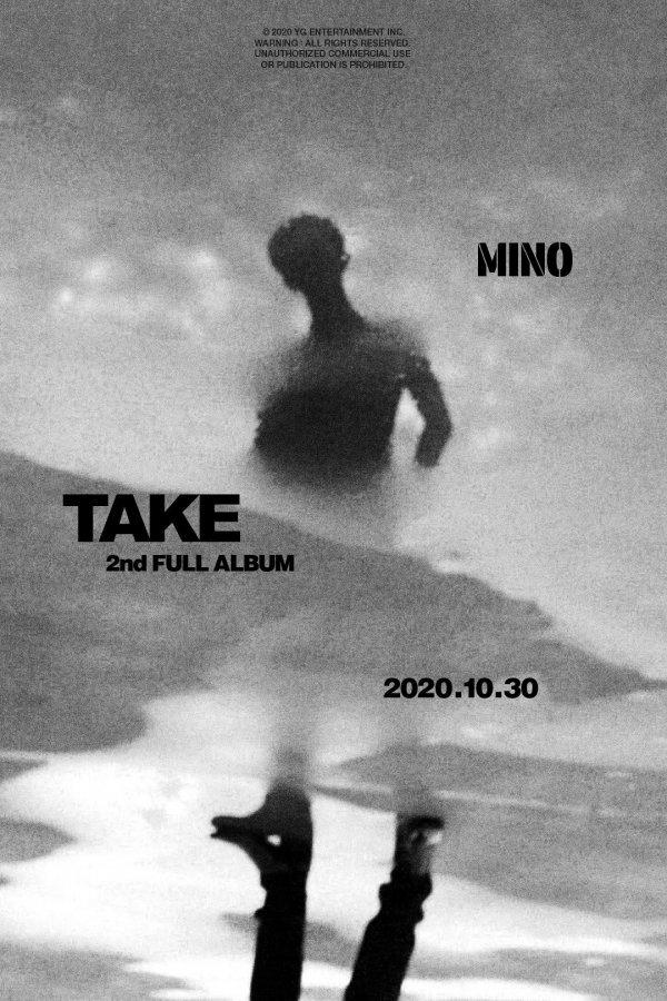 30일(금), 송민호 정규 앨범 2집 'TAKE (타이틀 곡:도망가)' 발매 | 인스티즈