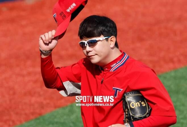 ▲ 양현종 ⓒ한희재 기자