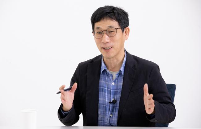 진중권 전 동양대 교수.