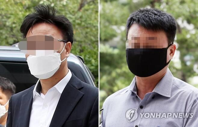 총선 개입 혐의…윤상현 보좌관·함바브로커 아들 영장심사 [연합뉴스 자료사진]