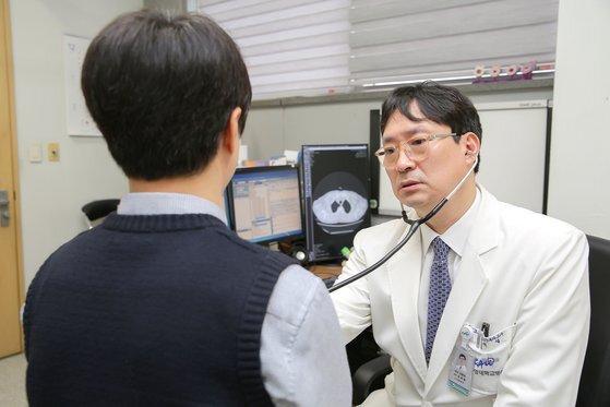 중앙대학교병원 호흡기알레르기내과 김재열 교수