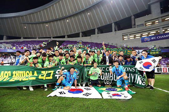K리그가 AFC 챔피언스리그 우승팀을 배출한 건 2016년 전북 현대가 마지막이다(사진=한국프로축구연맹)