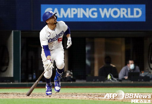 무키 벳츠는 보스턴 선수 시절 탬파베이를 상대한 경험이 있다. 사진=ⓒAFPBBNews = News1