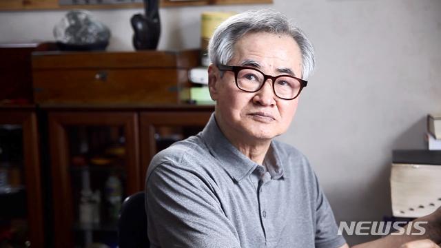 [서울=뉴시스]윤흥길 작가. (사진 = 토지문화재단 제공) 2020.09.17.photo@newsis.com