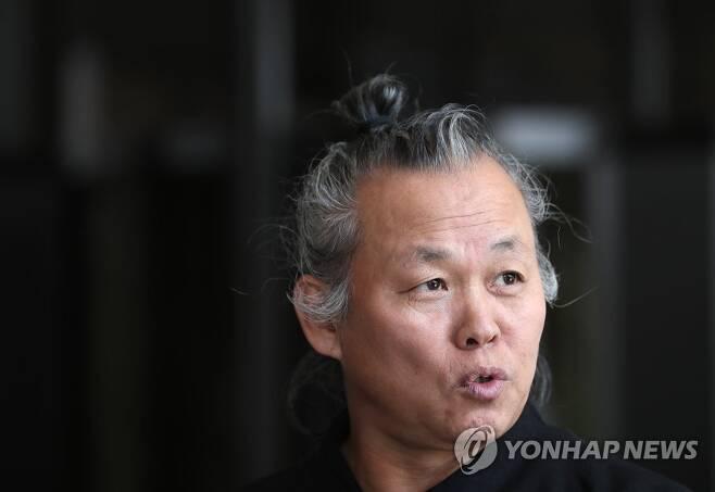 김기덕 감독 [연합뉴스 자료사진]