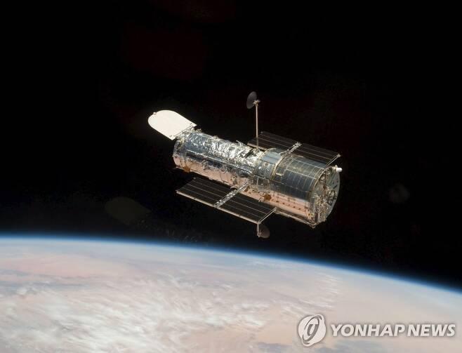 NASA의 허블 우주 망원경 [EPA=연합뉴스, NASA 제공, 재판매 및 DB 금지]