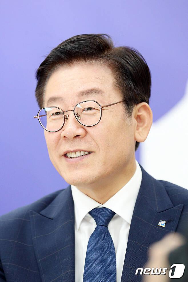 이재명 경기지사 (경기도 제공)© 뉴스1