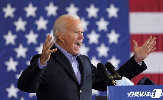 조 바이든 민주당 대선 후보 © 로이터=뉴스1