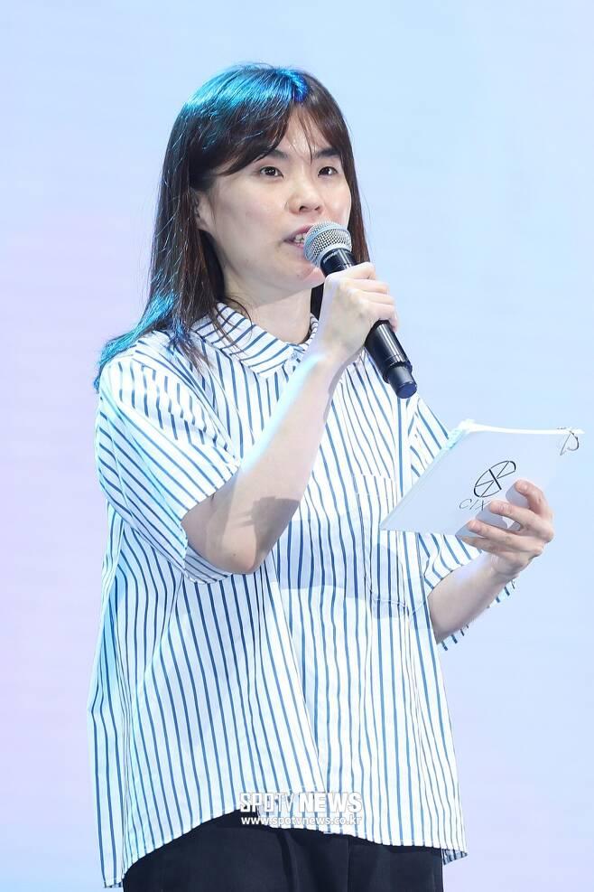 ▲ 박지선. ⓒ곽혜미 기자