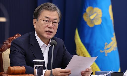 문재인 대통령. 연합뉴스