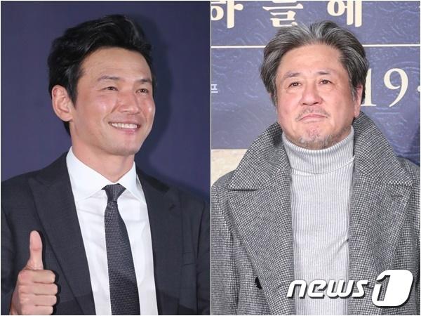 황정민(왼쪽) 최민식 / 뉴스1DB © 뉴스1