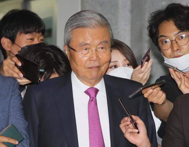 김종인 국민의힘 비상대책위원장./서울경제DB