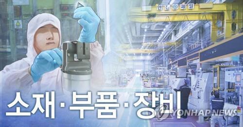 소재, 부품, 장비산업(소부장) (PG) [장현경 제작] 사진합성·일러스트