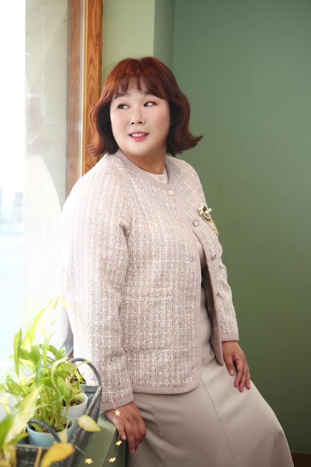 [서울=뉴시스] 개그맨 김민경 (사진 = JDB엔터테인먼트) 2020.11.12. photo@newsis.com