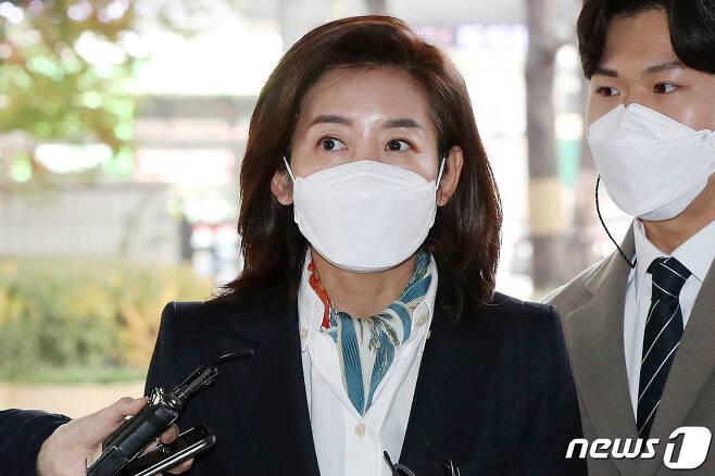 나경원 전 의원 /뉴스1 © News1 민경석 기자