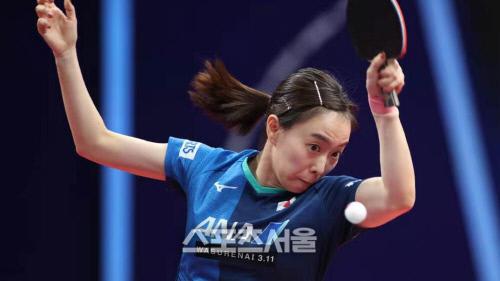 이시카와 가스미. 출처=국제탁구연맹(ITTF) 홈페이지