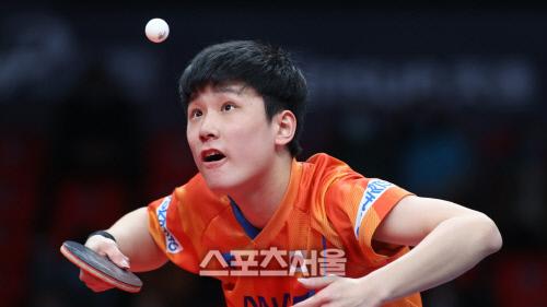 만 17세로 일본 남자탁구 에이스인 하리모토 토모카즈. 출처=국제탁구연맹(ITTF) 홈페이지