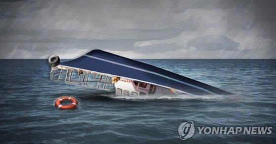 일본의 한 초등학교에서 수학여행단이 탄 여객선이 침몰했다. 탑승자 62명은 전원 구조됐다. 사진은 기사와 직접적 관련 없음. 연합뉴스