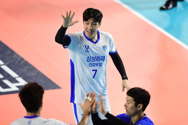 [사진] 신장호 /KOVO 제공