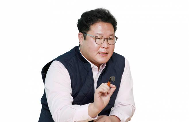 박준수 국민의힘 보좌진협의회 회장 ⓒ시사저널 박은숙