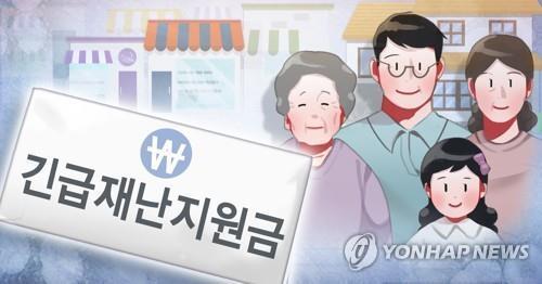 재난지원금 [연합뉴스 자료사진]
