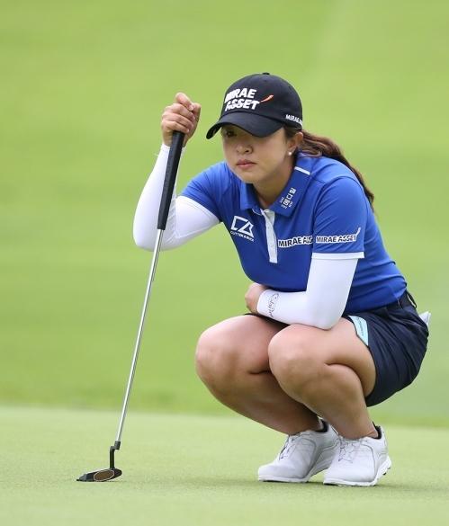 2020년 미국여자프로골프(LPGA) 투어 펠리컨 위민스 챔피언십에 출전한 김세영 프로. 사진제공=KLPGA