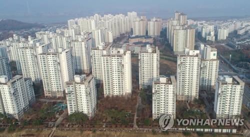 경기도 김포시 아파트 단지 [연합뉴스 자료사진]