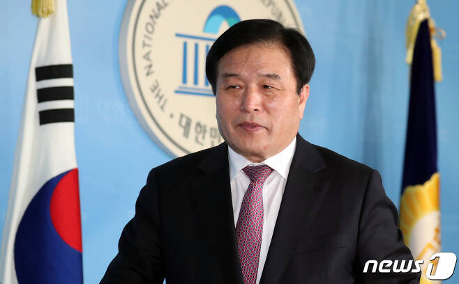이진복 전 의원/뉴스1 © News1 김명섭 기자