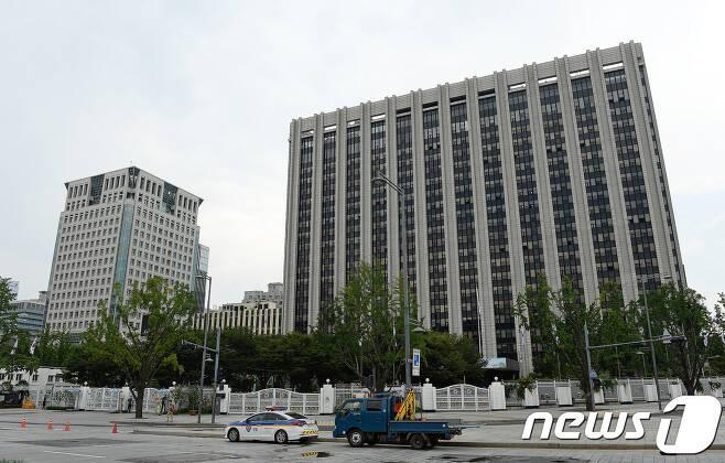 정부서울청사 전경. 2017.8.6/뉴스1 © News1 박세연 기자