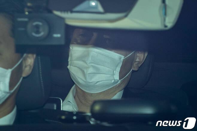 윤석열 검찰총장. 2020.11.23/뉴스1 © News1 유승관 기자