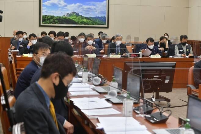 ▲18일 국회에서 ILO 핵심협약 비준 준비를 위한 입법공청회가 열렸다. 연합뉴스