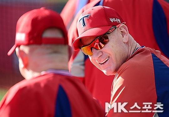 맷 윌리엄스 KIA 감독은 두 번째 시즌에 권한이 더 커졌다. 1군과 퓨처스 선수단을 통합 관리한다. 사진=MK스포츠 DB