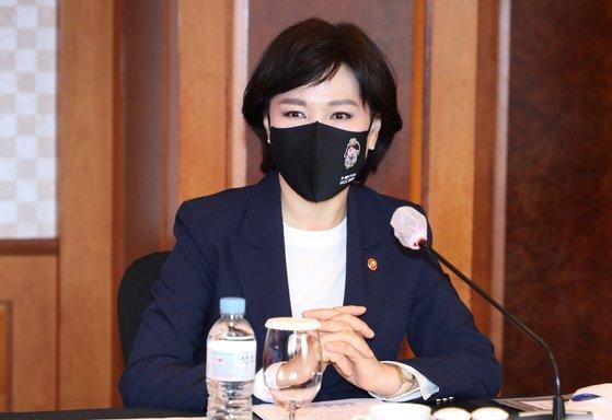 전현희 국민권익위원장. 연합뉴스