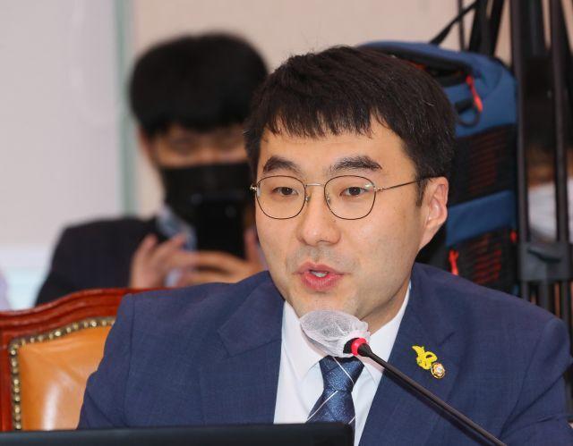 김남국 더불어민주당 의원. 연합