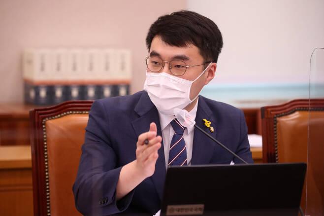 김남국 더불어민주당 의원. [연합]