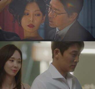 드라마 '펜트하우스'와 '바람피면 죽는다' 장면/ 사진=SBS, KBS 제공