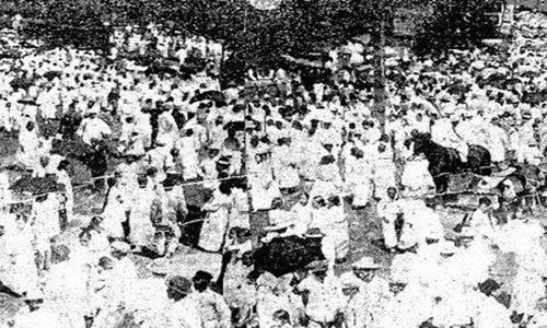 1926년 6·10만세운동. 연합뉴스