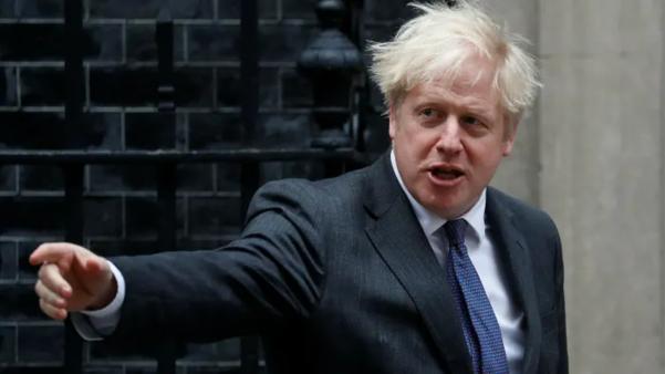 """2020년 12월 10일(현지시각) 영국 보리스 존슨 총리는 내각에 """"브렉시트 협상 결렬을 준비하라""""고 지시했다. / AP연합뉴스"""