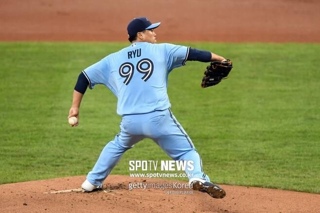▲ 2년 연속 올-MLB팀에 선정되는 등 전성기를 구가하고 있는 류현진